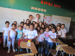 Service at a School near Zona Valle De Angeles 3/15