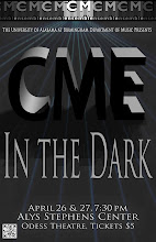 "CME ""In the Dark"" Poster"