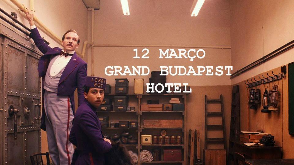 Grand Budapest Hotel - The Grand Budapest Hotel (2014)