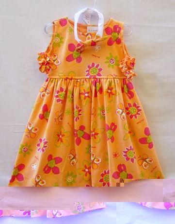 Model Baju Anak Terbaru 2012 Keren dan Modern