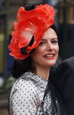 cjstyle notes royal wedding miriam clegg