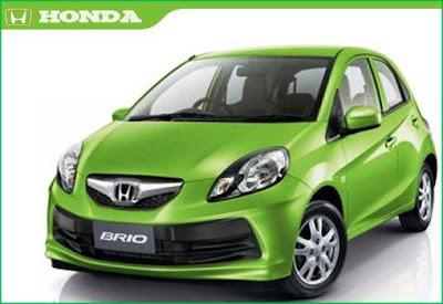 Spesifikasi Mobil Honda Brio