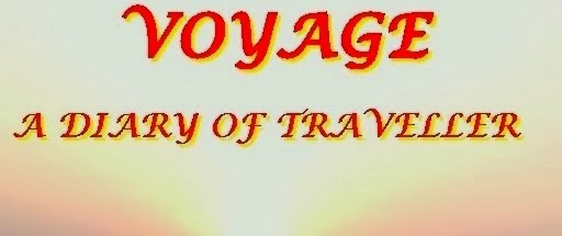 VOYAGE - A DIARY OF TRAVELLER