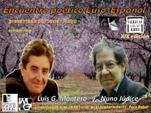 Encuentro Poético Luso- español 27 de Abril