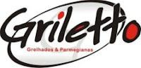 Texto descritivo da imagem: Griletto Grelhados e Parmegianas