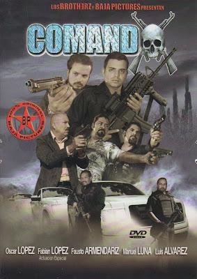Comando X - 2012.
