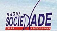 ouvir a Rádio Sociedade / Rede Aleluia FM 95,9 Salvador BA
