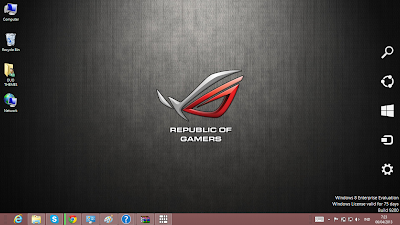 Asus Theme For Windows 7 And 8