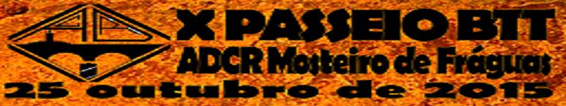 X Passeio BTT da ADCR Mosteiro de Fráguas
