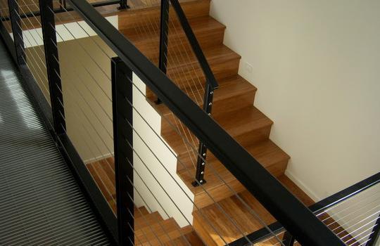 Fotos de escaleras barandas de forja - Barandas de forja para escaleras ...