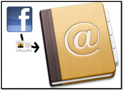 Export Email Addresses of all your Facebook Friends