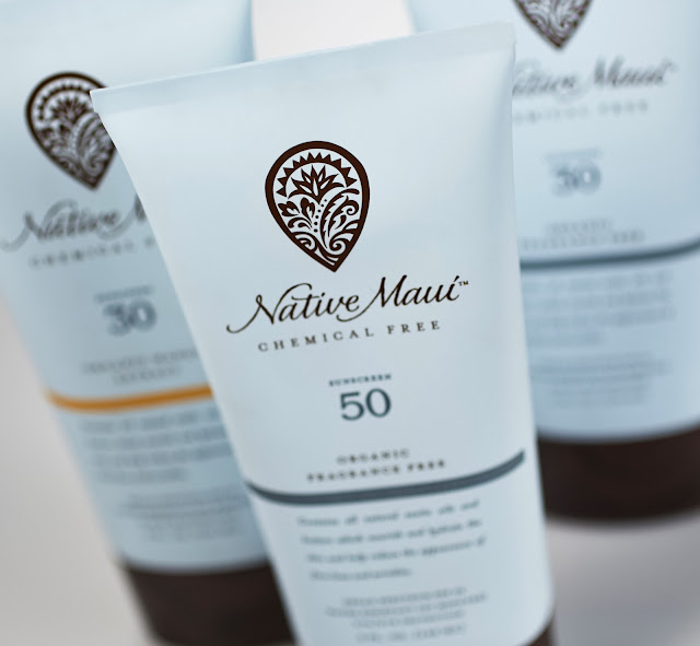 Packaging design inspiration #16 - Native Maui by McLean Design