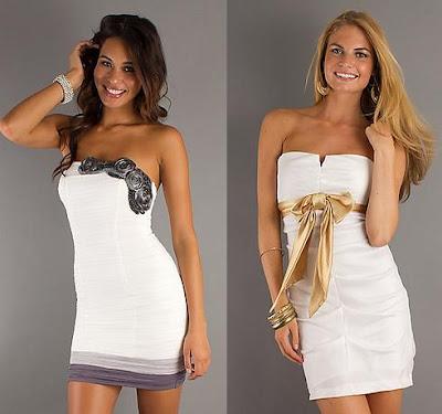 fotos modelos roupas brancas diferentes