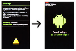 Cara Flashing Samsung Galaxy Ace 3 GT-S7270