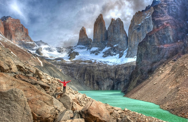 Patagonia (Courtesy of Lauren Hefferon, Founder of Ciclismo Classico)