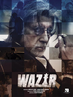 Wazir Movie First look