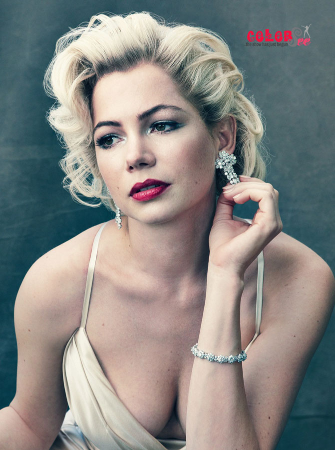 A Gallery of Actress Michelle Williams Short Hairstyles