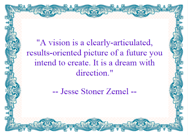 Motivational Quotes : Vision - Kshitij Yelkar