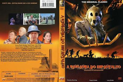 Filme A Vingança do Espantalho DVD Capa