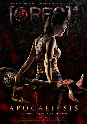 [REC] 4: Apocalypse (2014) movie poster