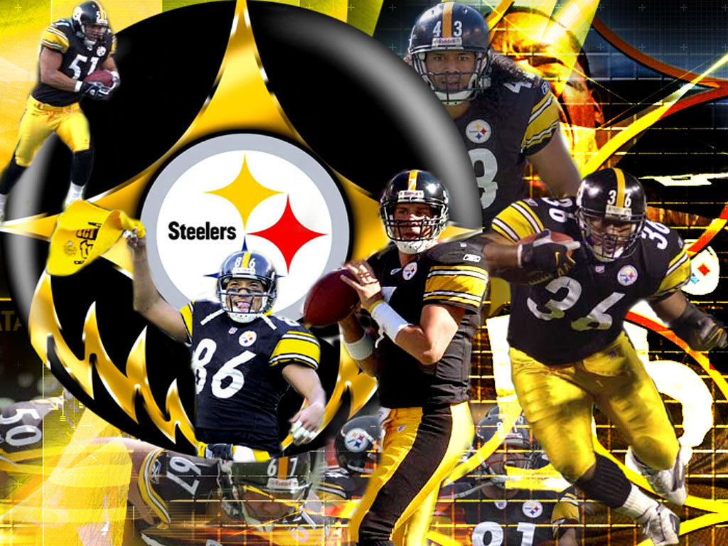 in pittsburgh steelers - photo #34