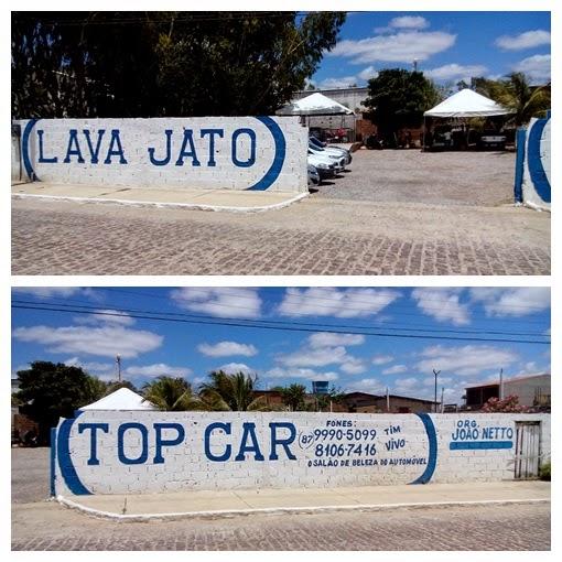 LAVAJATO TOP CAR - O SALÃO DE BELEZA DO SEU CARRO