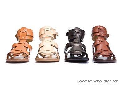 obuv barbara bui vesna leto 2011 25 Жіноче взуття від Barbara Bui