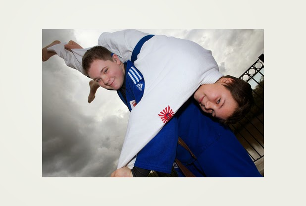 Jack Hodgson - Judo