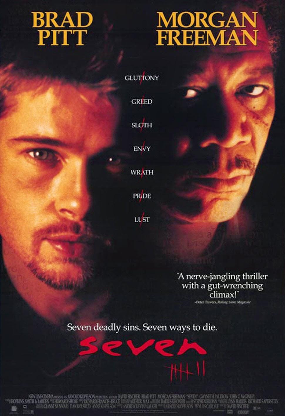 Seven – Os Sete Crimes Capitais – Full HD 1080p