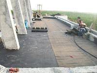 contoh waterproofing dak