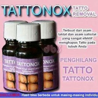 Obat Penghilang Tattoo Murah - Tattonox