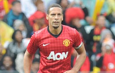 Rio Ferdinand, Defender Manchester United
