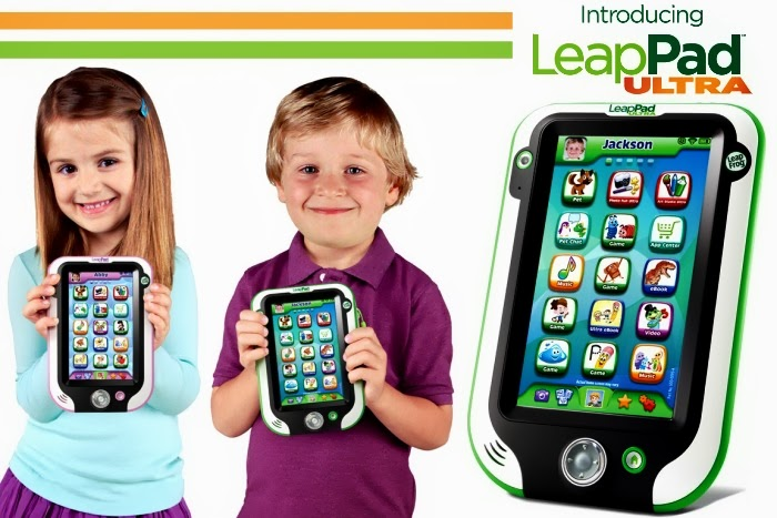 LeapPads now available for use in the Children's Room