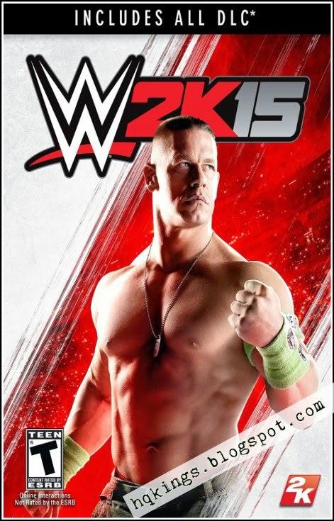 WWE 2K15 pc game download