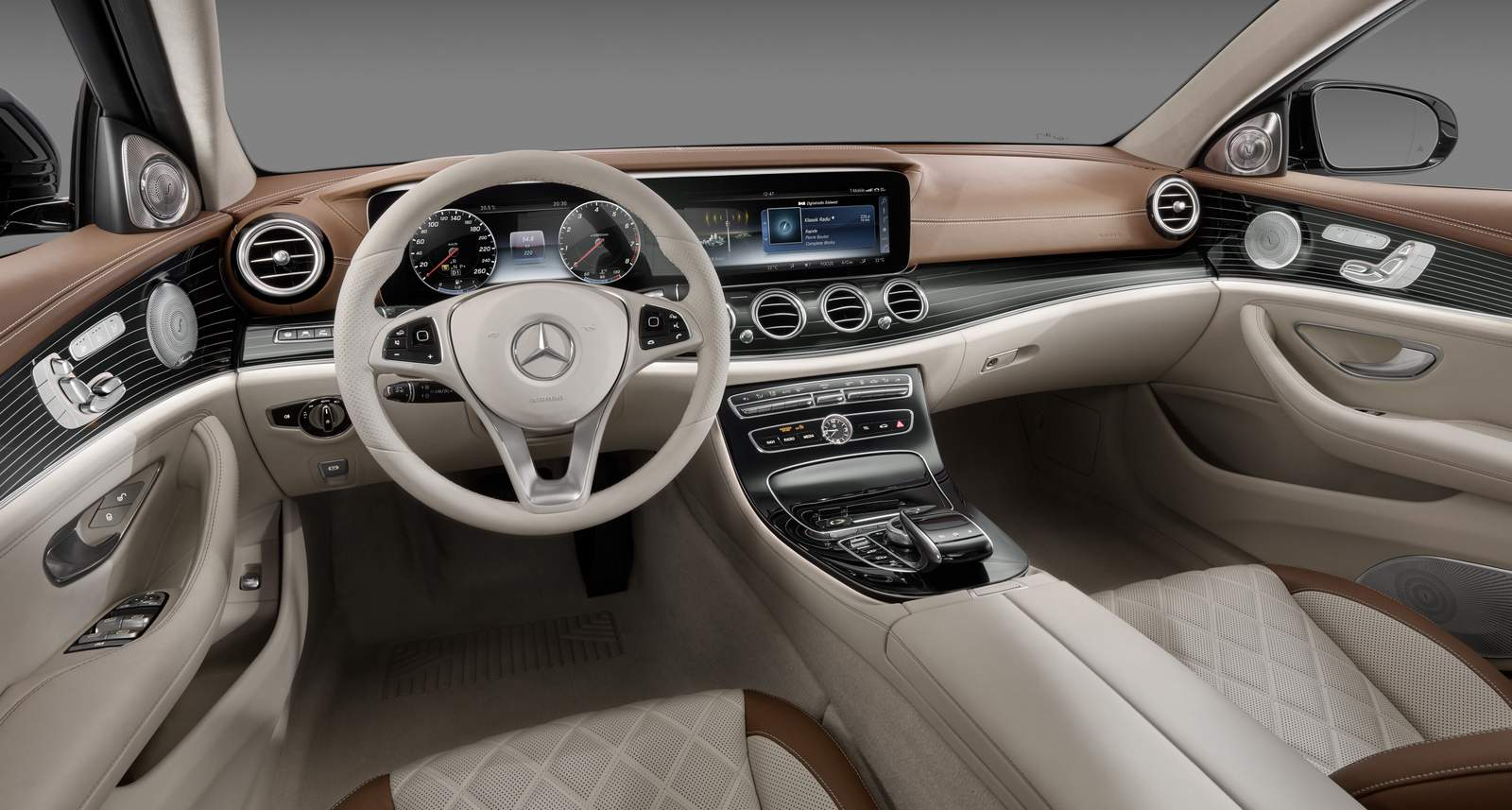 Mercedes-Benz Classe E 2017