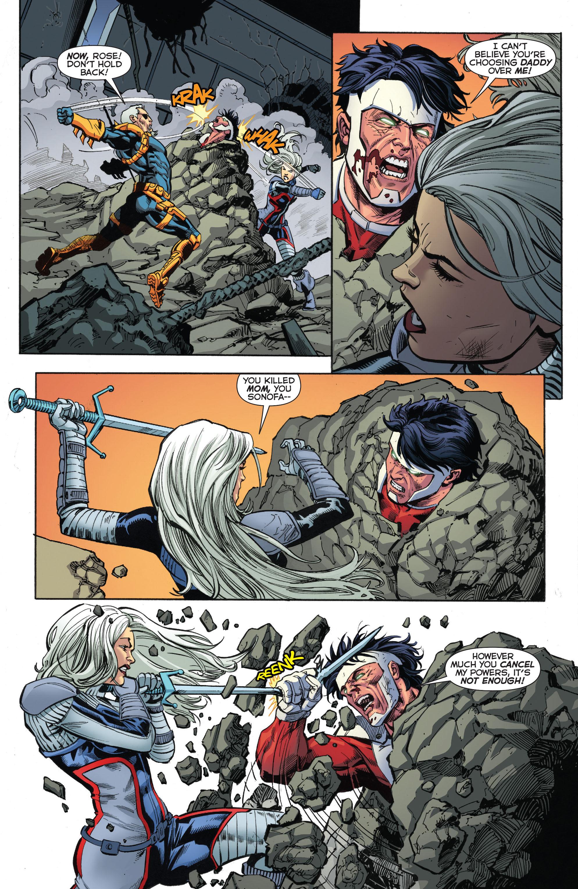 Deathstroke (2011) Issue #20 #21 - English 15