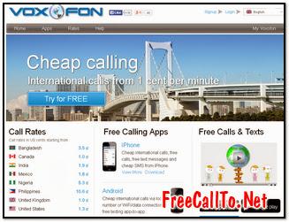 Get 30 minutes free International calls