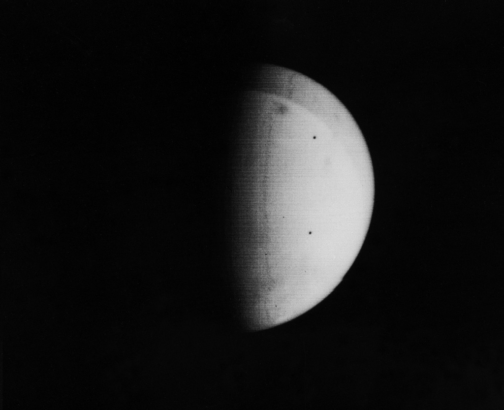 SAVE PHOTO: On this Day: 14th November 1971 – Mariner 9 ...