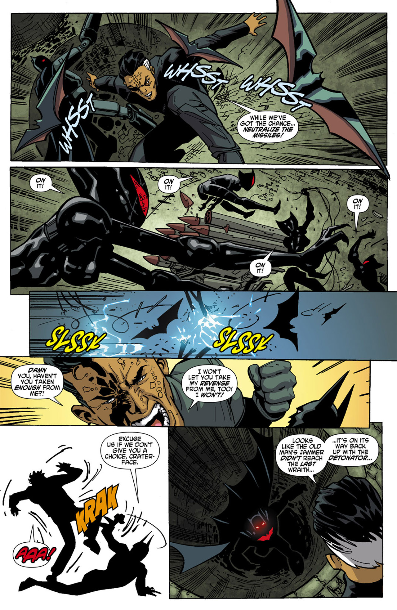 Batman Beyond (2010) Issue #6 #6 - English 18