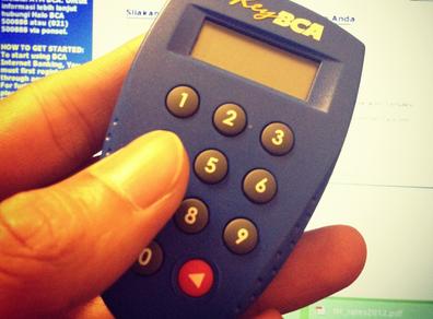 BCA Merupakan Bank Dengan Tingkat Keamanan Transaksi Online Yang Tinggi (Berlapis)