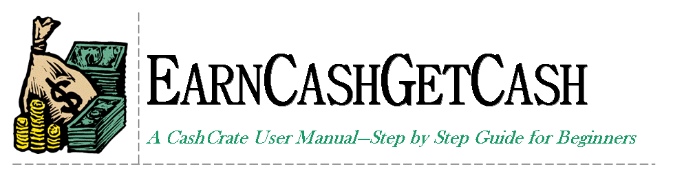 Step by Step CashCrate Guide for Beginners, CashCrate Tips, How To Complete CashCrate Offers
