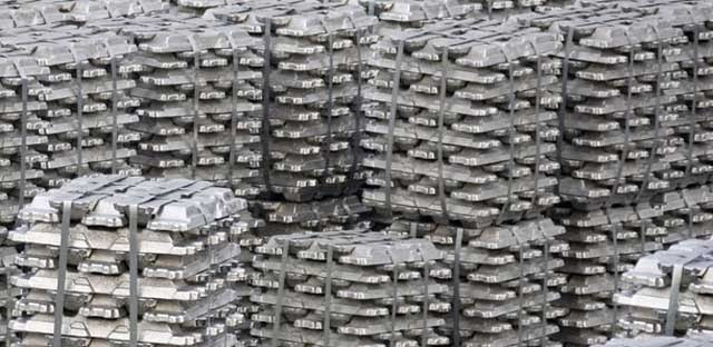 China's Spot Aluminium Stockpiles top 1 million tons