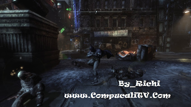 Capturas Propias Batman Arkham 2011 PC Full