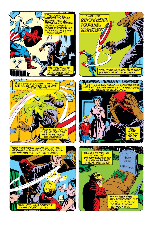 Captain America (1968) Issue #168 #82 - English 15