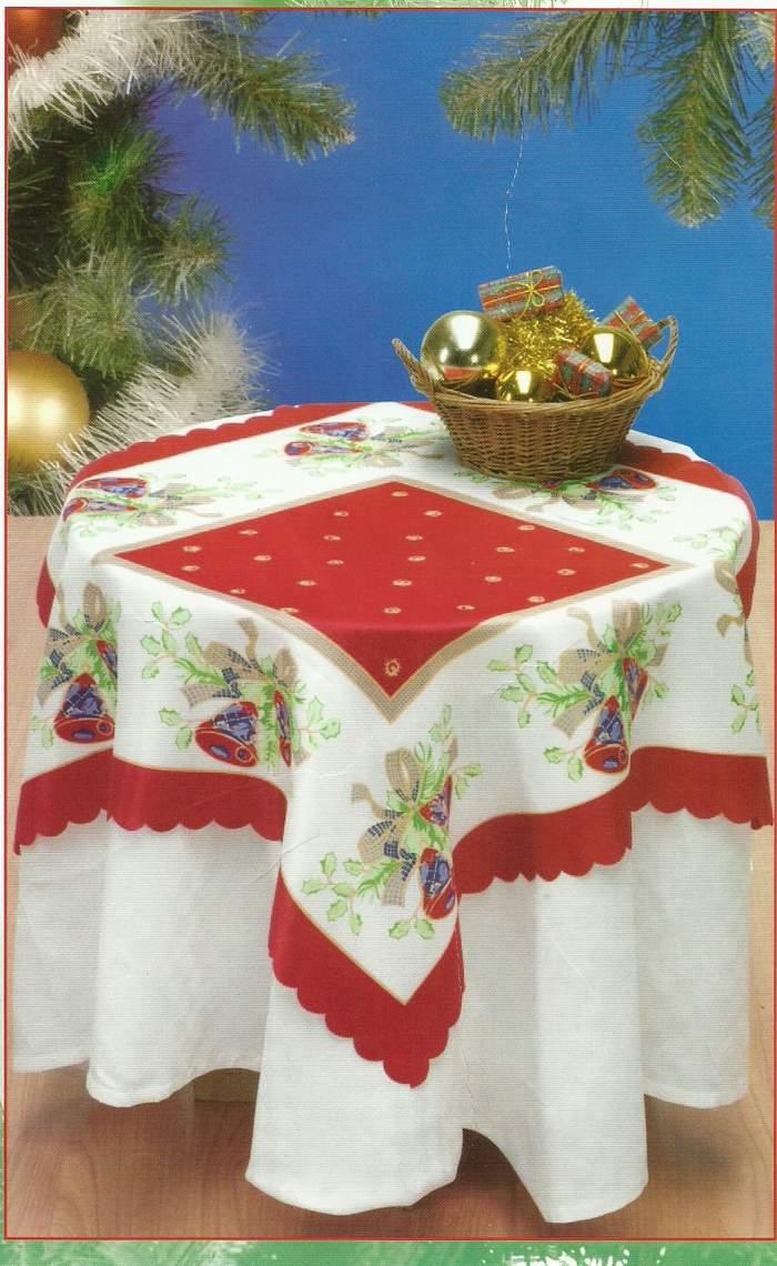 Vestimos tu sue o manteles navide os - Manteles navidenos ...