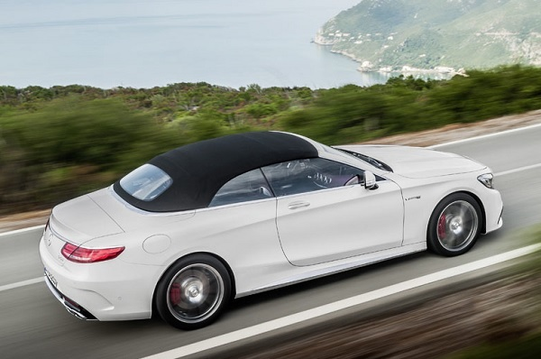 Mercedes AMG S 63 Cabriolet