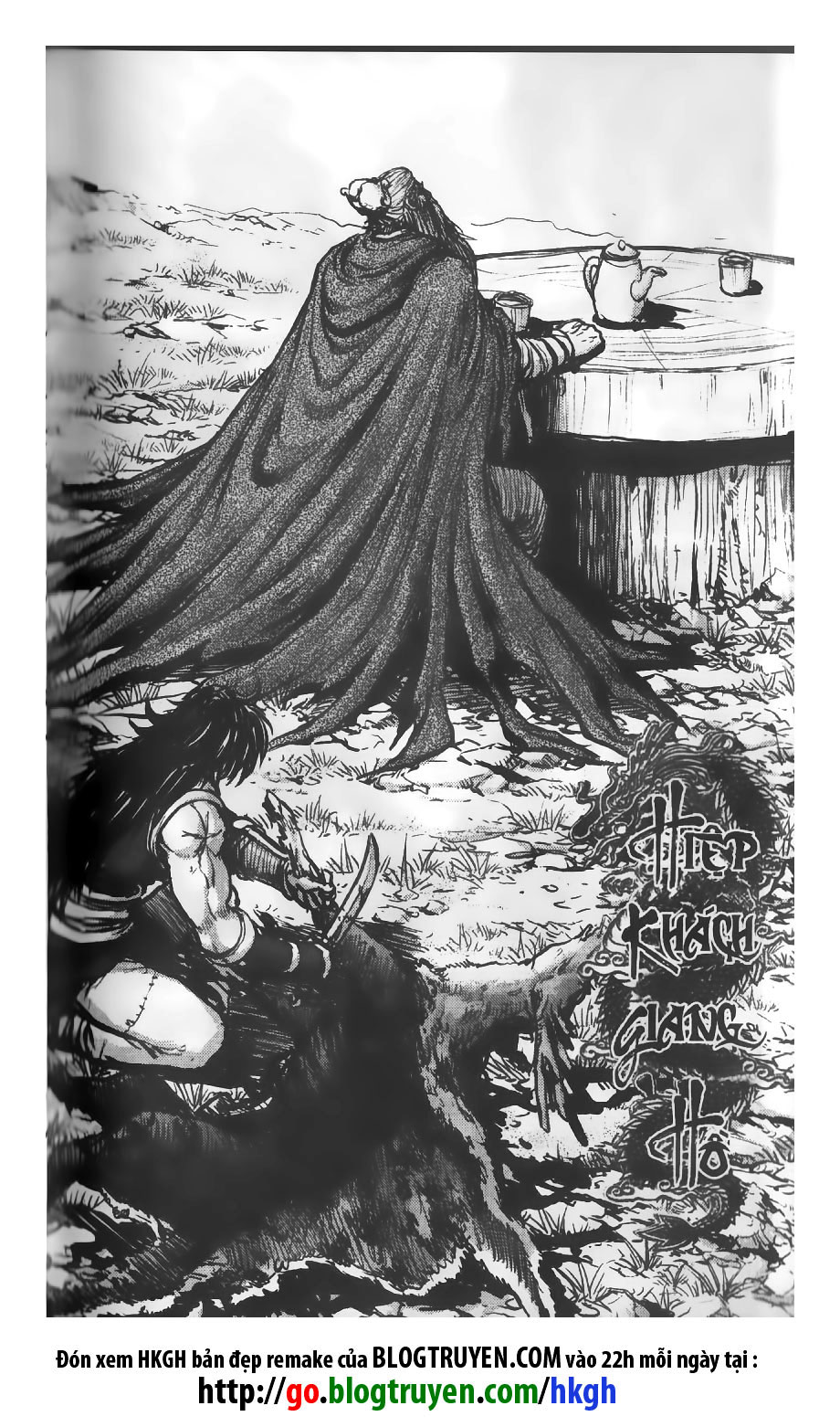 Hiệp Khách Giang Hồ trang 15