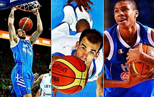 Ευρωμπάσκετ-Στο 3ο γκρουπ η Εθνική