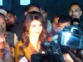 Priyanka and Yuvraj at Eye Donation event in pune