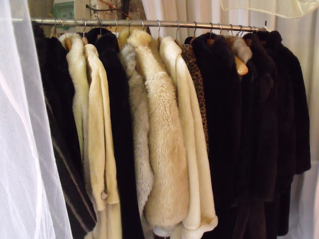 Emmaus, Fur Coats, Vintage Fashion,